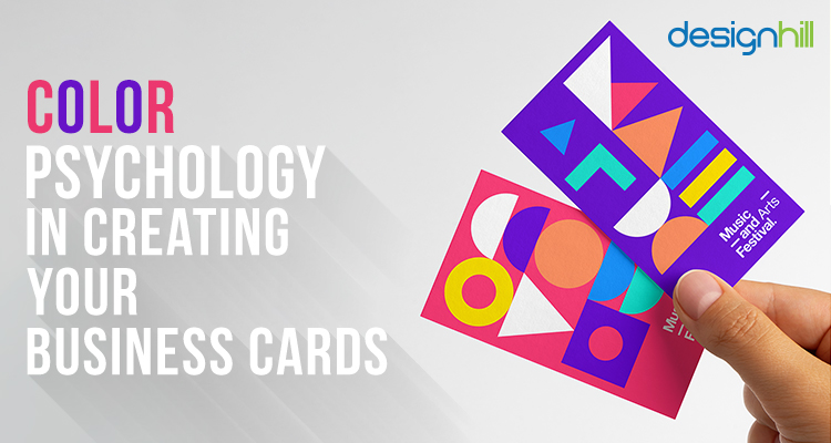 Color Psychology In Creating Your Business Cards