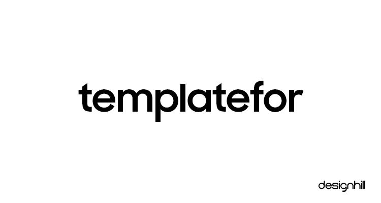 Templatefor