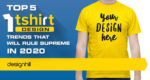 T-Shirt Design Trends