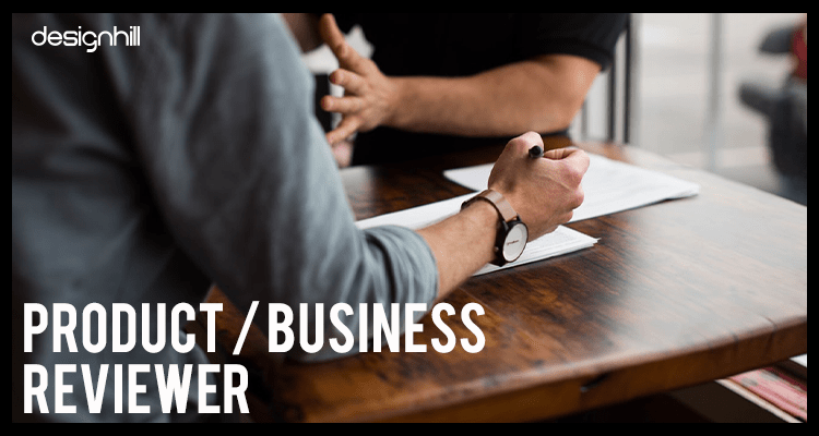 07 Small Business Idea: Product / Business Reviewer.