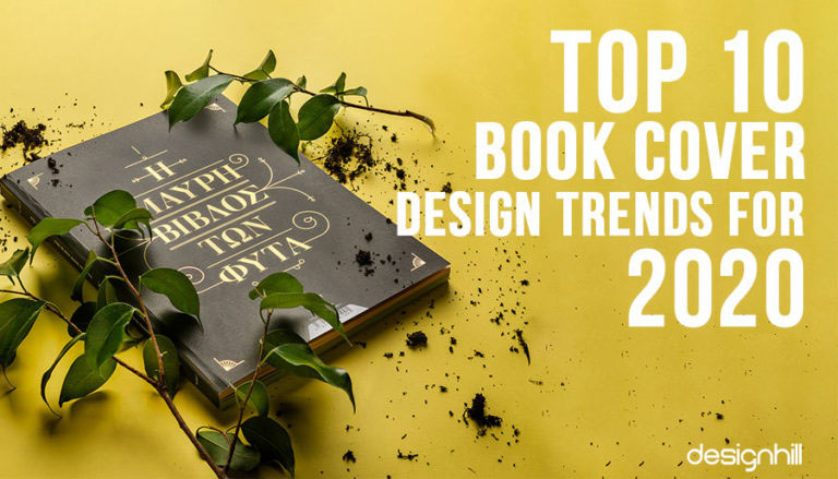 Top 10 Book Cover Design Trends For 2020