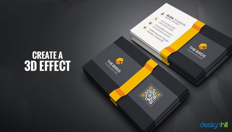 Create A 3D Effect