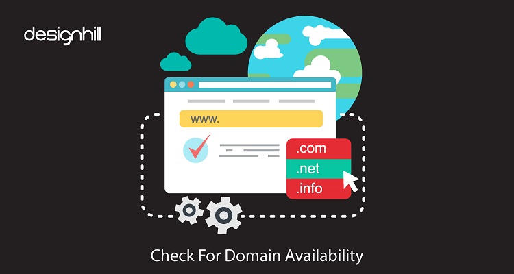 Check For Domain Availability
