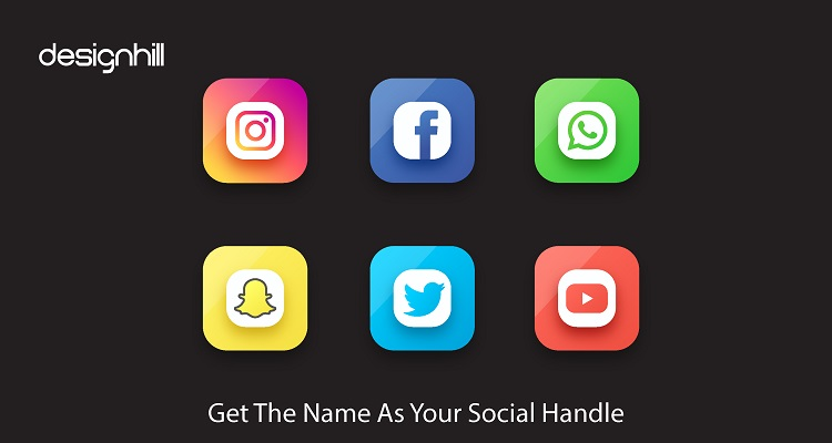 Get The Name As Your Social Handle