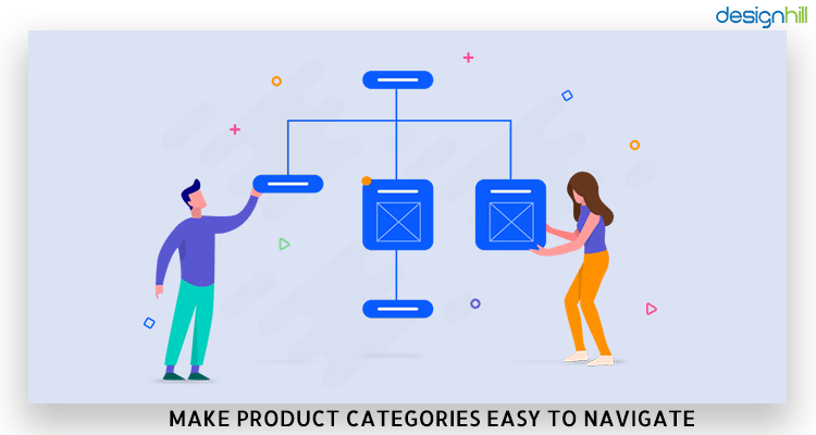 Make Product Categories Easy