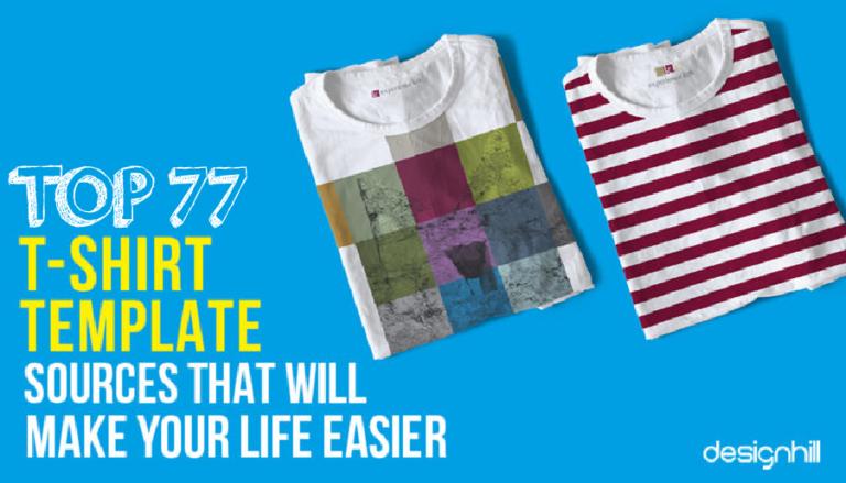 T-shirt Templates Sources