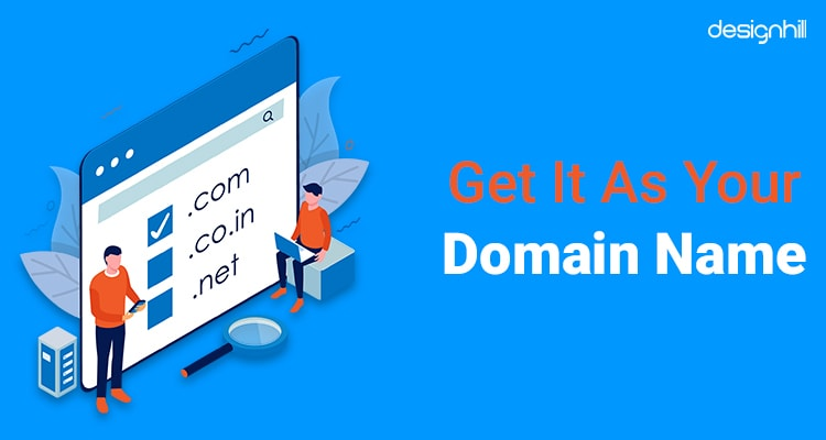 Get It As Your Domain Name