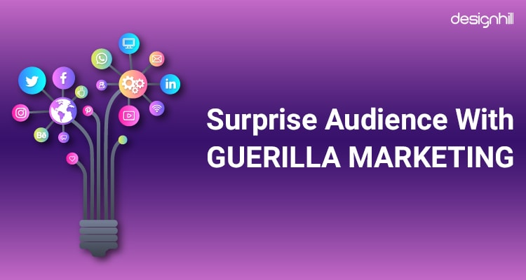 Surprise Audience With Guerilla Marketing