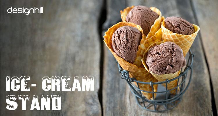 Ice - Cream Stand
