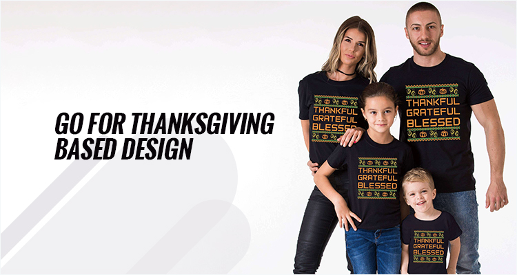 Go For Thanksgiving Based Design
