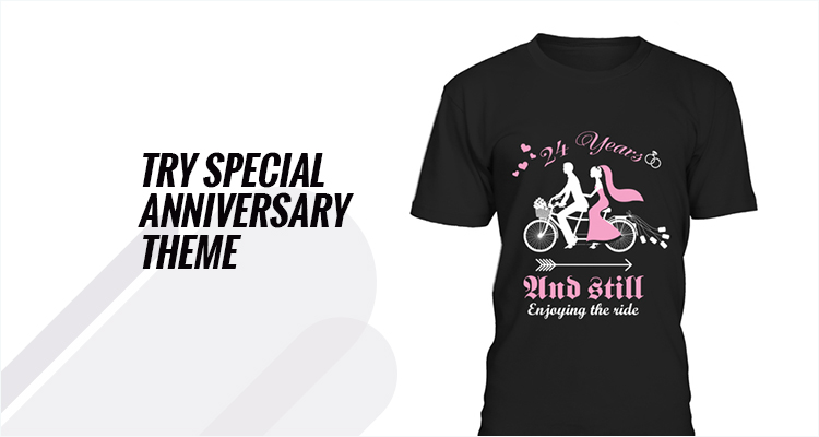 Try Special Anniversary Theme