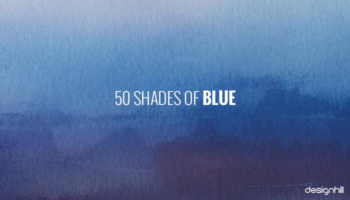 Image result for 50 shades of blue design