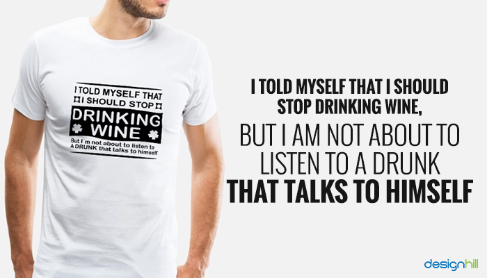 Stop Drinking Wine T-Shirt