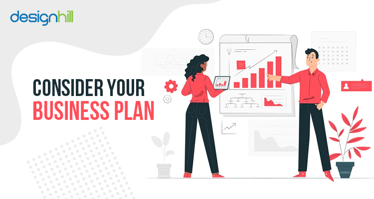 Consider Your Business Plan