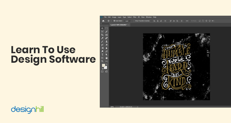 Learn To Use Design Software