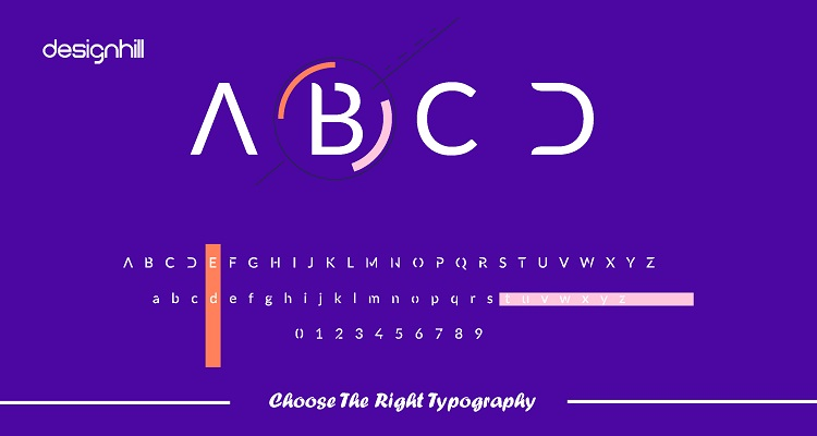 Choose The Right Typography