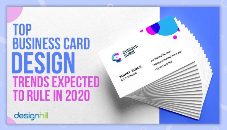 Business Card Design Trends