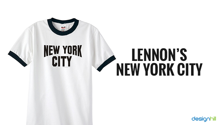 Lennon's New York City