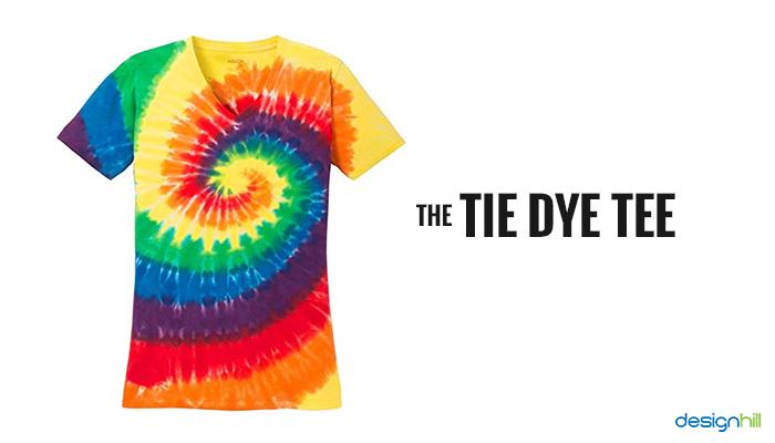 The Tie Dye Tee