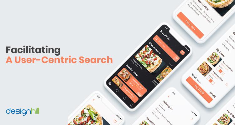 Facilitating A User-Centric Search