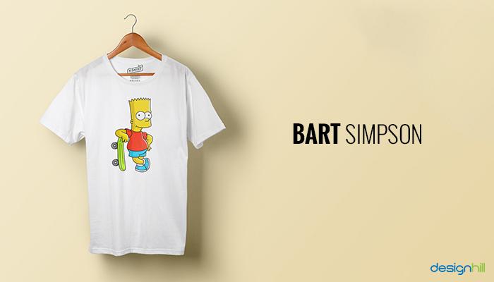 Simpson t-shirt