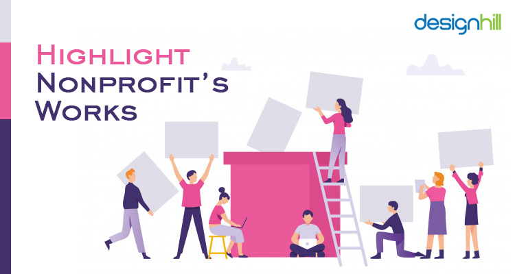 Highlight Nonprofit's Works