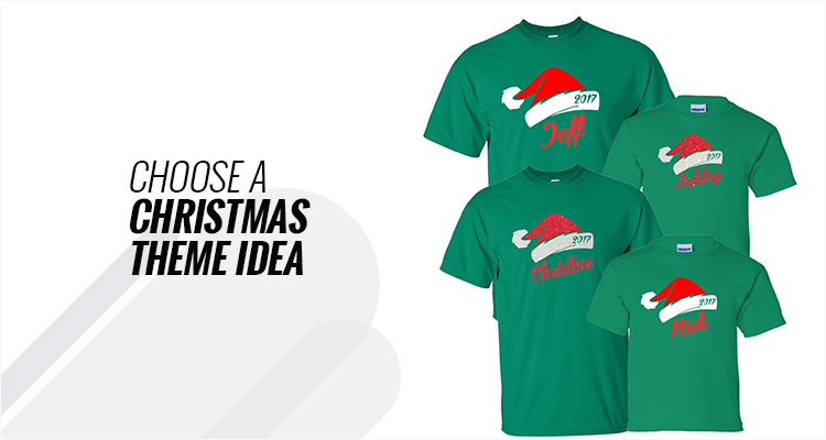 Choose A Christmas Theme Idea