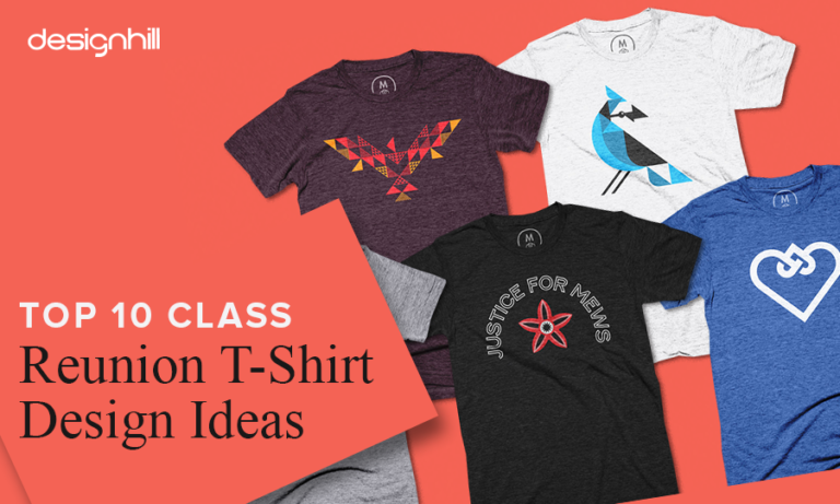 Top 10 Class Reunion T-Shirt Design Ideas