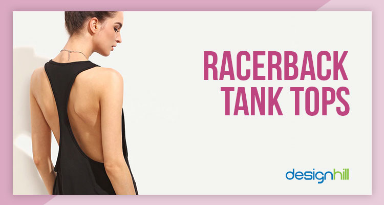 racerback tank top