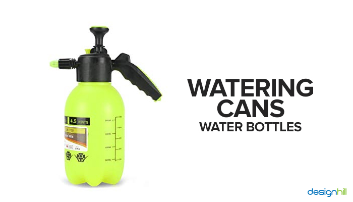 Watering Cans Water Bottle