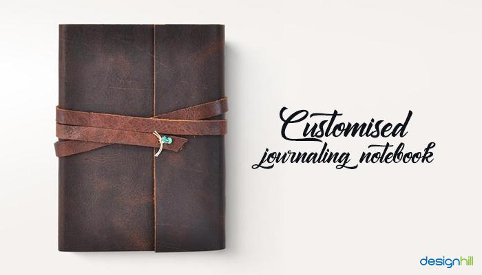 Customized Journaling Notebook