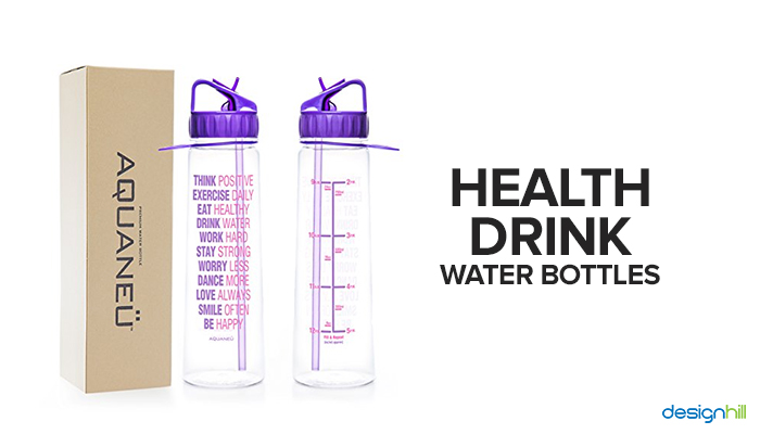 Health Drink Water Bottle