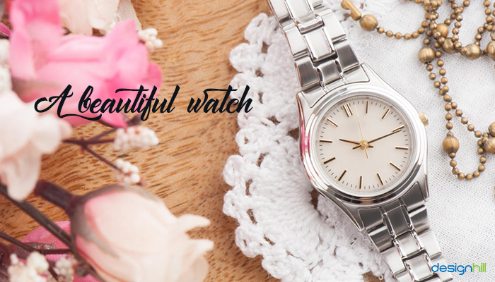 A Beautiful Watch