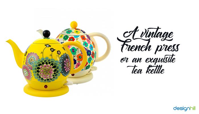 Exquisite Tea Kettle
