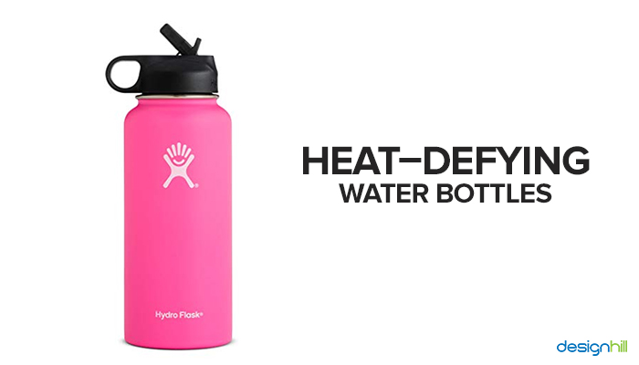 Heat Defying Water Bottle