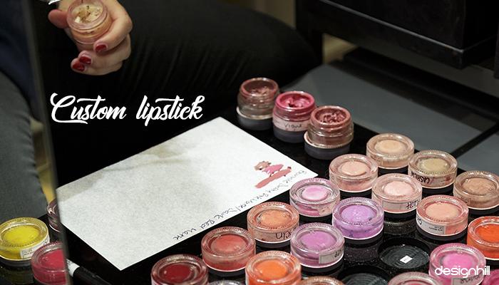Custom Lipstick