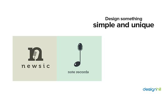 Simple Music Logos