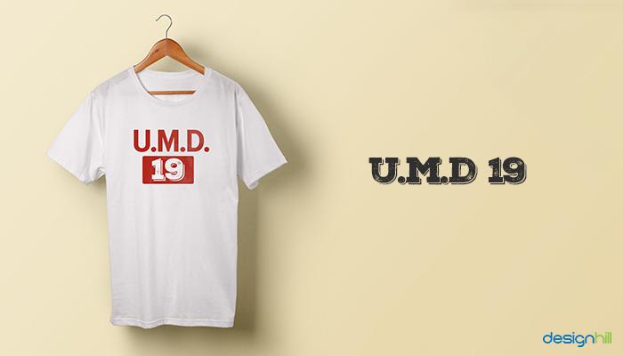 U.M.D.