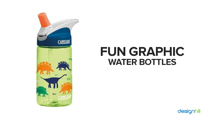 Fun Graphic Water Bottles