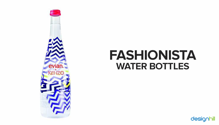 Fashionista Water Bottles