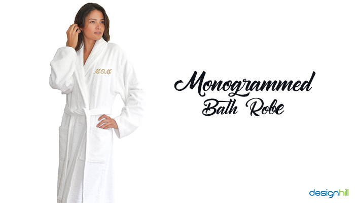 Customize Bath Robe