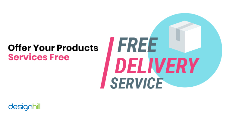 Offer Your Products Or Services Free