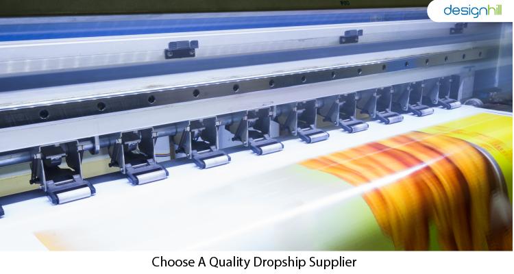 Choose A Quality Dropship Supplier