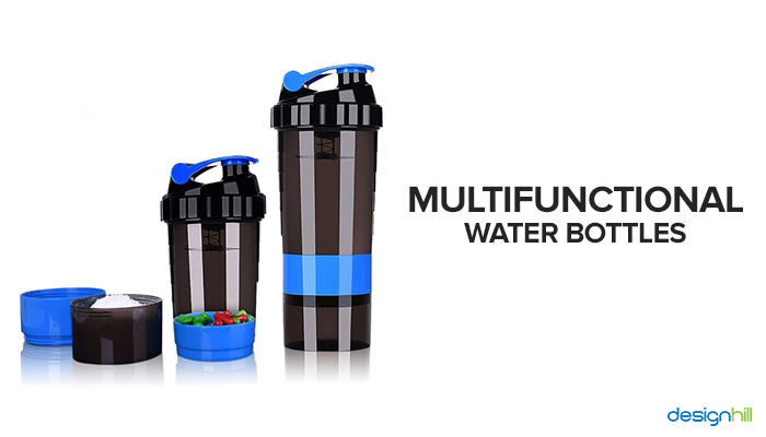 Multi-Functional Water Bottles