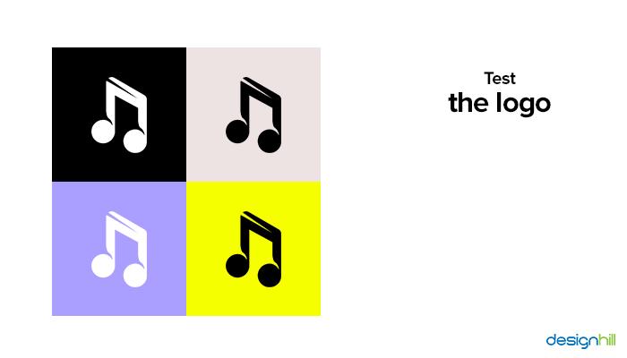 Test A Music Logo