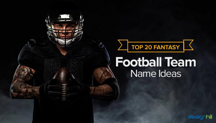 Football Team Name Ideas