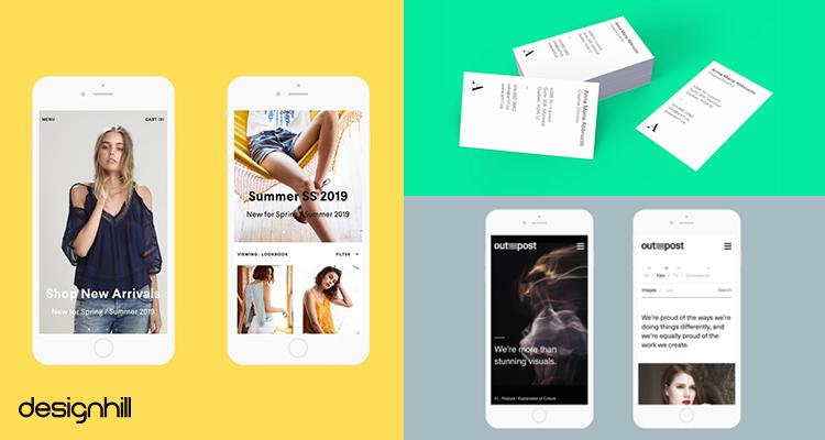 20 Great Examples Of Graphic Design Portfolios