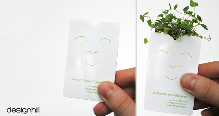 Packet Business Cards