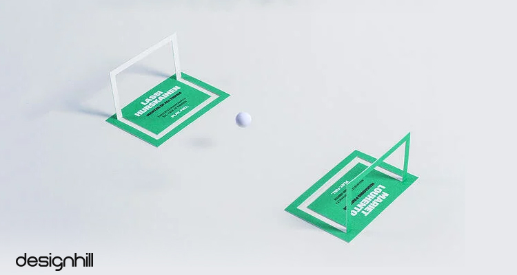 Playful Business Cards
