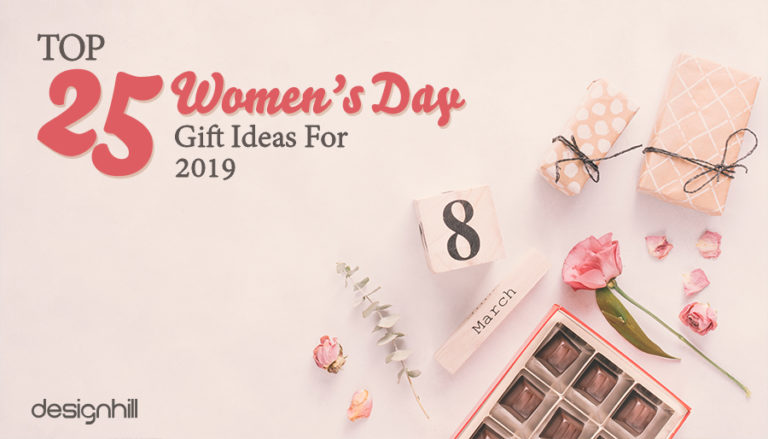 7d36b6dcaebf8 Top 25 Women's Day Gift Ideas For 2019